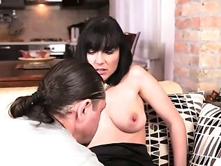 Beleza, Morena , Horny, Dona De Casa , Lambendo, Sexo Oral, Sexual, Slut,