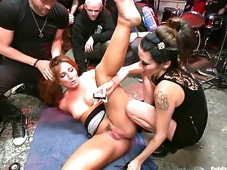 Analsex, Bdsm, Punk, Savannah, Squirten,