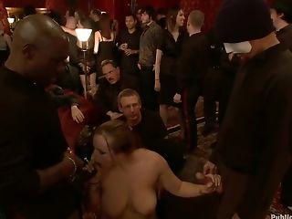 Bdsm, Bella Rossi, Großer Schwarzer Schwanz, Großer Schwanz, Große Titten, Katie Kox,