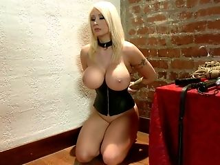 Abuse, Anal Toying, BDSM, Big Tits, Blonde, Bondage, Candy Manson, Domination, Extreme, Housewife,