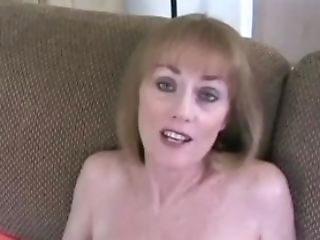 Amateur, Blowjob, Couch, Creampie, Cuckold, Cumshot, Fucking, GILF, Granny, Mature,