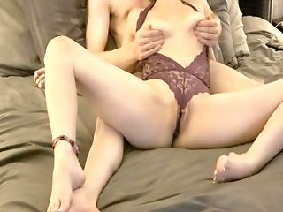 Amateur, Big Tits, Blonde, Bold, Clit, Denial, Fingering, Lingerie, Massage, Moaning,