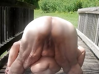 BBW, HD, Mature, MILF, Park,