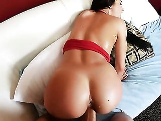 Ball Licking, Balls, Big Tits, Blowjob, Brunette, Choking Sex, Cum, Cumshot, Deepthroat, Dirty,