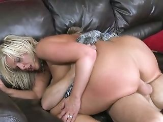 Ass, Big Tits, Black, Blowjob, Carey Riley, Couch, Cowgirl, Curvy, Handjob, Hardcore,