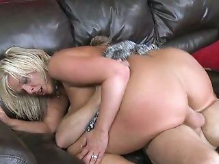 Ass, Big Tits, Black, Blowjob, Carey Riley, Couch, Cowgirl, Curvy, Handjob, Hardcore,