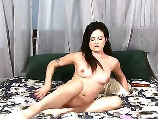 Amateur, Babe, Brunette, Dildo, Fucking, HD, Huge Dildo, Insertion, Jerking, Joi,