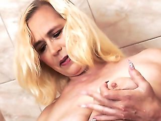 Ball Licking, Balls, Blonde, Blowjob, Choking Sex, Deepthroat, Drooling, Fucking, Game, Granny,