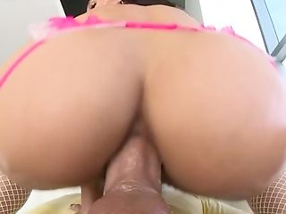 Anal Sex, Beauty, Brunette, Cute, Ethnic, Hardcore, Horny, Slut, Vicki Chase,
