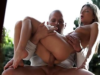 Anal Sex, Ass, Beauty, Bold, Cute, From Behind, Horny, Muscular, Natural Tits, Petite,