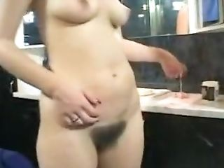 Exotic, Girlfriend, Hairy, Homemade, Masturbation, Sex Toys, Solo, Vintage,