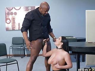 Angela White, Ass, Big Ass, Big Natural Tits, Big Tits, Blowjob, Bold, Cowgirl, Exhibitionist, Hardcore,