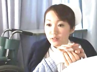 Aya Sakuraba, Exotic, Handjob, Japanese, Jav, Nurse, Slut, Yuri Aine,