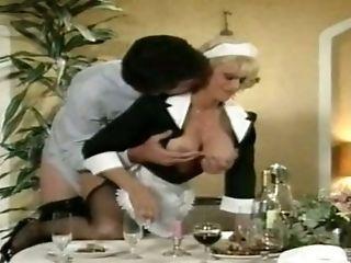German, Maid, Vintage,