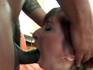 Amateur, Anal Creampie, Anal Sex, Ass Fucking, Crying, Deepthroat, First Timer, Gaping Hole, HD, Interracial,