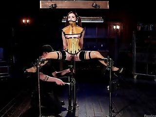 BDSM, Bound, Juliette March, Whore,