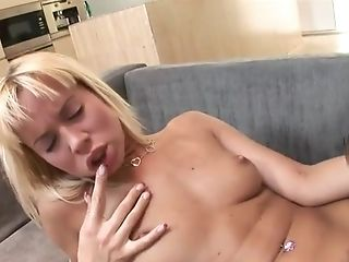 Sexe Anal, Cul, Dos Nu, Gros Seins Naturels, Blonde, Pipe, Cindy Dollar, Couple, Cowgirl , Sperme,
