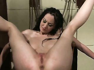 Babe, Ball Licking, Balls, BDSM, Blowjob, Brunette, Choking Sex, Deepthroat, Facial, Fetish,
