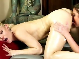 Ash Hollywood, Babe, Beauty, Blonde, Brunette, Cute, Dirty, Horny, Lesbian, Massage,