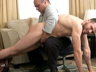 Couple, HD, Mature, Spanking,