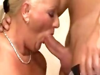 Ass, Big Tits, Blonde, Blowjob, Chubby, Dick, Doggystyle, Felching, Horny, Mature,