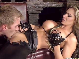 Big Cock, Big Tits, Blowjob, British, Brunette, Cunnilingus, Esperanza Gomez, HD, Latina, POV,