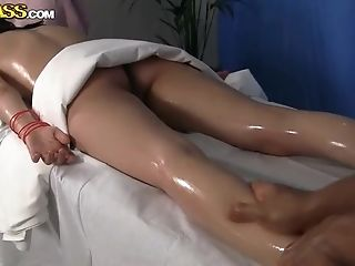 Blowjob, Brunette, Cosette Ibarra, Erotic, HD, Massage, Rough, Russian,