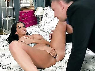 Anal Sex, Ass, Ass Fingering, Ava Addams, Big Natural Tits, Big Nipples, Big Tits, Brunette, Cougar, Cum In Mouth,