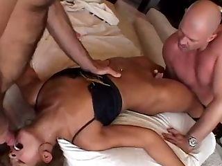 Beauty, Blonde, Blowjob, Cum Swallowing, Cute, Hardcore, Horny, Mature, Mmf, Rio Mariah,