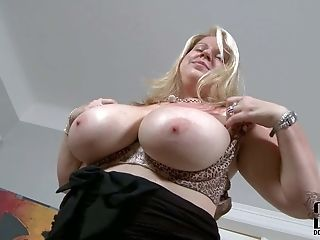 BBW, Big Natural Tits, Big Tits, Blonde, College, European, Fake Tits, HD, Huge Tits, Janne Hollan,