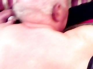 Amateur, Condom, Daddies, Gaping Hole, Grandpa, HD, Old And Young, Thick Cock,