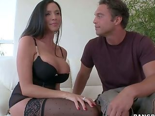 Amateur, Ariella Ferrera, Backroom, Big Tits, Blonde, Brunette, Cute, Handjob, HD, Interracial,
