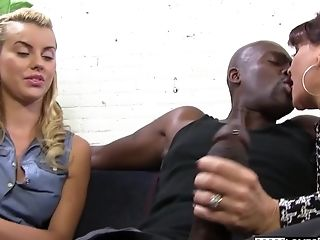 Big Black Cock, Big Cock, Interracial, Janet Mason, Jessie Rogers, MILF, Mom,