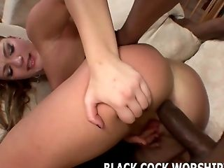 BDSM, Big Black Cock, Black, Cuckold, Cum, Dick, Femdom, HD, Interracial, Worship,