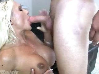 Amateur, Ass, Big Ass, Big Tits, Blonde, Blowjob, Bodybuilder, Cumshot, Dick, Fetish,