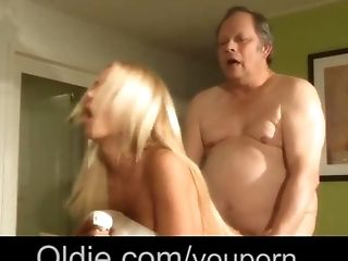 Blonde, Blowjob, Cum, Cunnilingus, Grandpa, Old, Old And Young, Oral Sex, Seduction, Young,