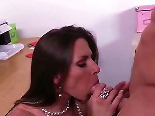 Ball Licking, Bedroom, Blowjob, Brunette, Choking Sex, Deepthroat, Doggystyle, Fucking, Game, Hardcore,