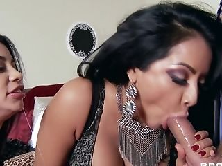 Big Ass, Big Tits, Blowjob, Brunette, Hardcore, HD, Kiara Mia, Latina, MILF, Natural Tits,