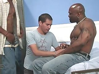 Amateur, Big Cock, Black, Boy, HD, Interracial, White,
