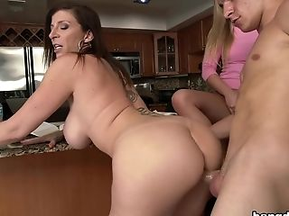 Big Ass, Blonde, Blowjob, Brunette, Cum Swallowing, Daughter, Facial, Handjob, Hardcore, HD,