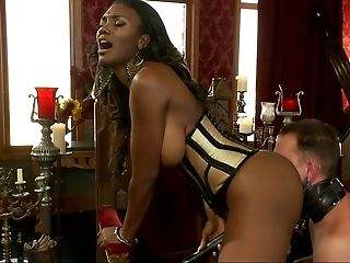 Abuse, American, Ass Licking, BDSM, Black, Domination, Fetish, Humiliation, Licking, MILF,