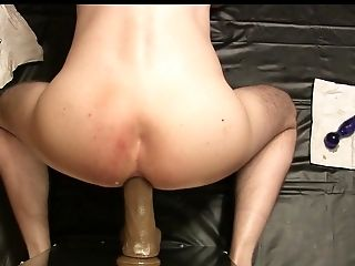 Anal Sex, Black, Dildo, HD, Homemade, Mature, Sex Toys, Solo,