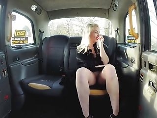 Amateur, Big Natural Tits, Blonde, Blowjob, British, Car, High Heels, MILF, Stockings, Taxi,