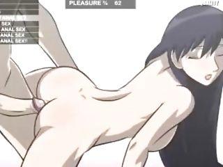 Anal Sex, Anime, Ass, Hentai,