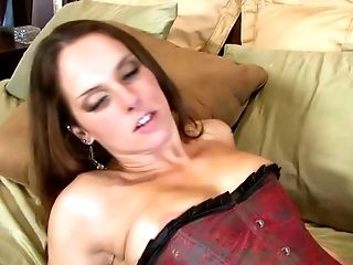 Beauty, Brunette, Corset, Cute, Hardcore, Horny, Krystal Main, Licking, Oral Sex, Sexy,