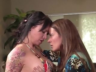 Amazing, Angie Noir, Big Tits, Blonde, Blowjob, Brunette, Cunnilingus, Elexis Monroe, Lesbian, MILF,