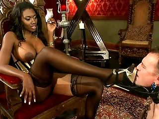 American, Ass Licking, BDSM, Black, Domination, Fetish, Humiliation, Licking, MILF, Mistress,