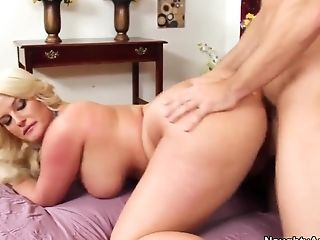 Big Ass, Big Tits, Blonde, Bold, Casting, Condom, Doggystyle, Facial, Hardcore, HD,